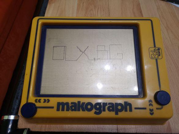 Ретро дъска за рисуване makograph