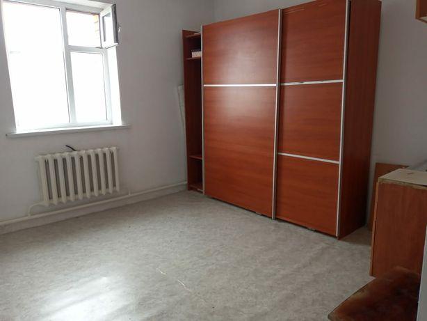 Коктал-1. Комната в малосемейном общежитии.