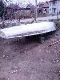 Лодка платноходка