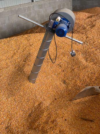 Racheta aerare cereale