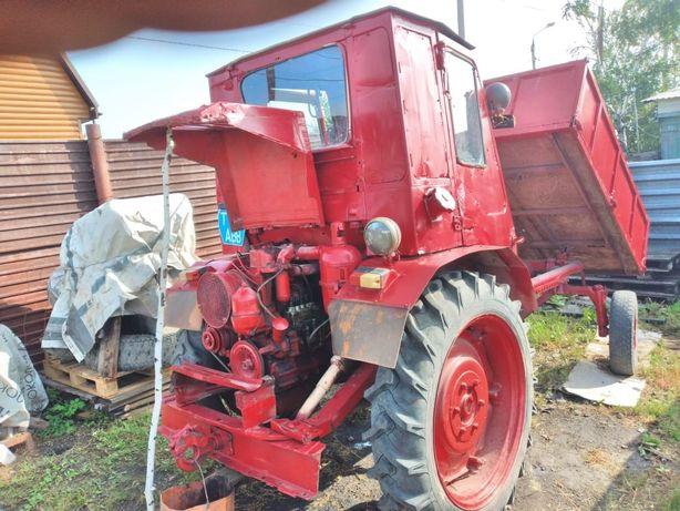 Трактор в хорошем состоянии