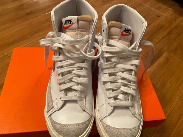 Nike Blazer '77 Mid White