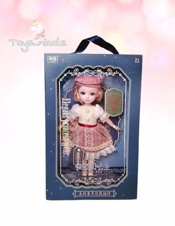 Шарнирные куклы. Куклы в коробках. Куклы.