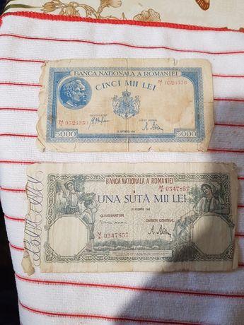 Colectie bani vechi