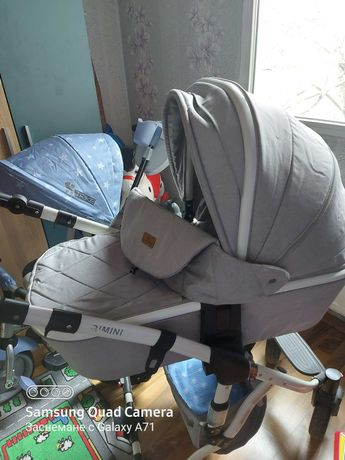 Бебешка количка Lorelli Rimini 2в1