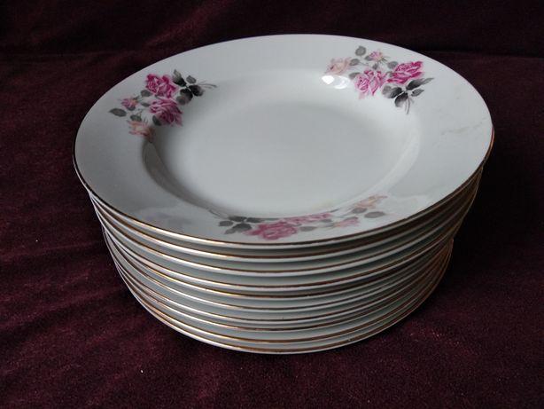 Фарфоровая суповая тарелка Япония