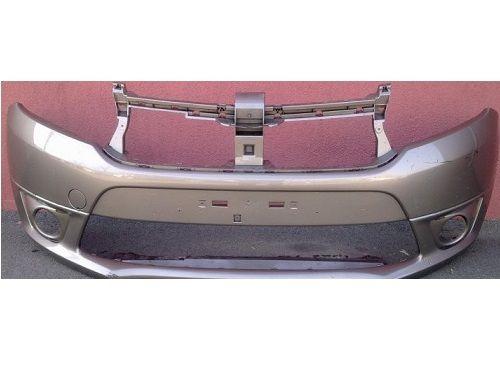 Bara fata Dacia Logan MCV II 12 - 18 vopsita argintiu