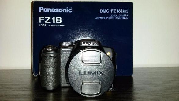 Фотоапарат Panasonic DMC FZ 18