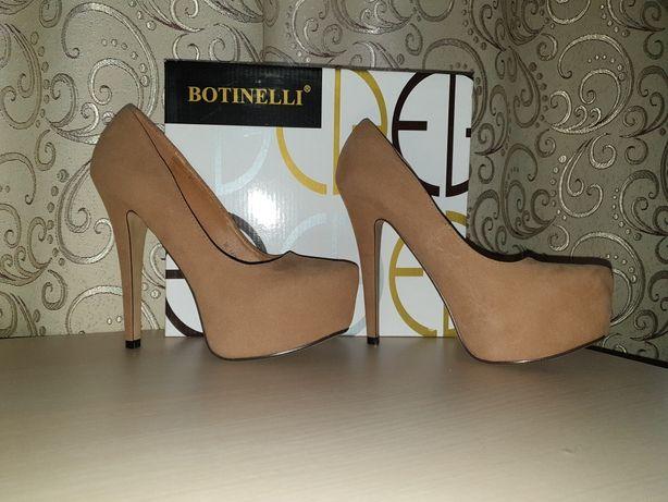 Pantofi Botinelli damă