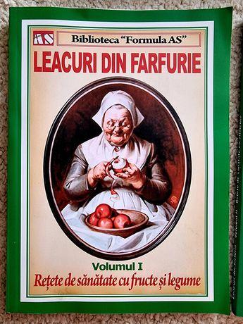 Formula AS Leacuri din farfurie Volumul I Retete cu fructe si legume