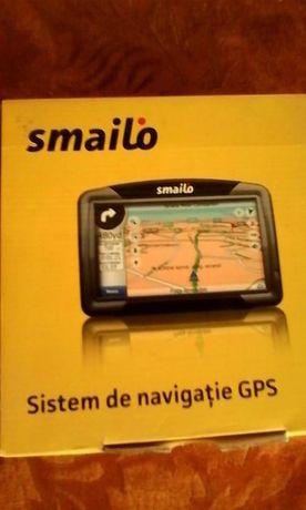 aparat GPS
