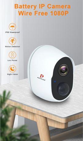 Security Camera Securitate CU ACUMULATORI inclusi Supraveghere Video