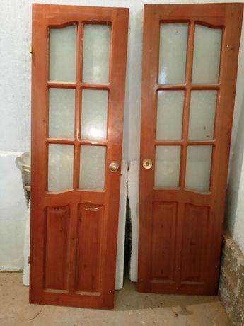 Продам дверь из дерева