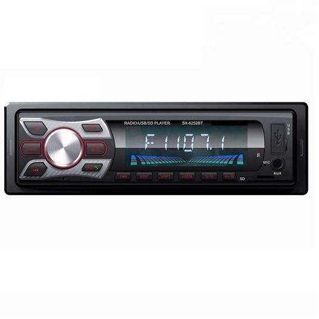 Радио Autoexpress BL-6252 , MP3 плеър за кола, Bluetooth, USB, SD,
