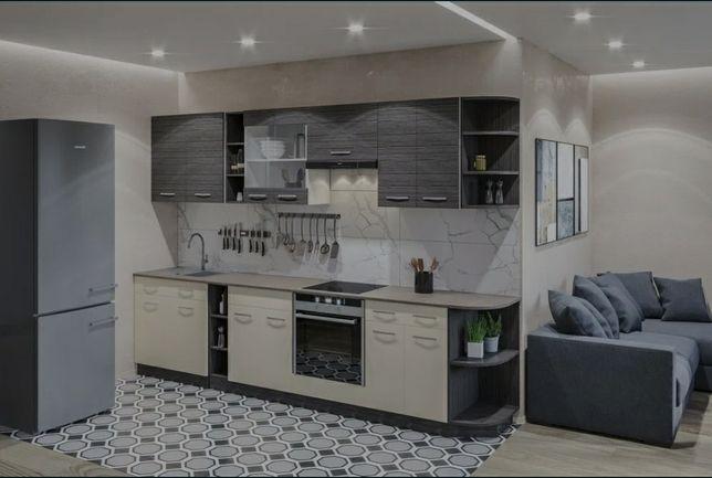 Мебель На Заказ Кухонный гарнитур Кухня На Заказ Кухня