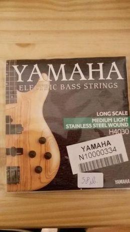 Струни за бас китара Ямаха