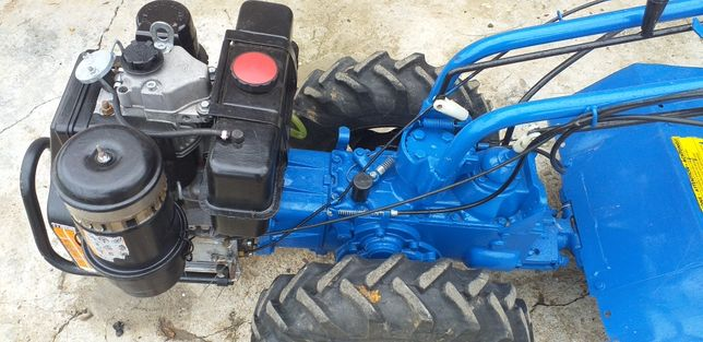 Motocultor lambardini diesel