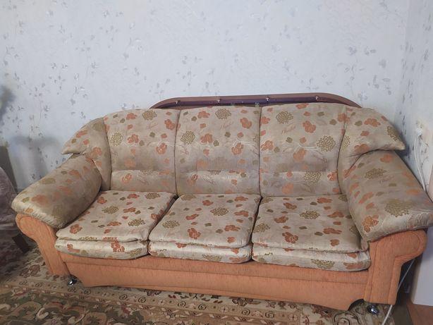 продается Диван, 2 кресло