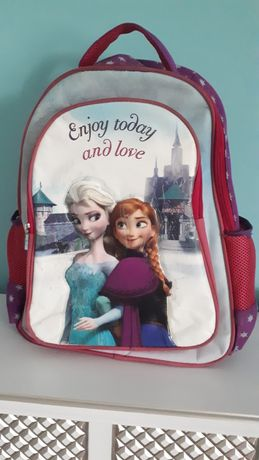 Ghiozdan Frozen, Anna si Elsa