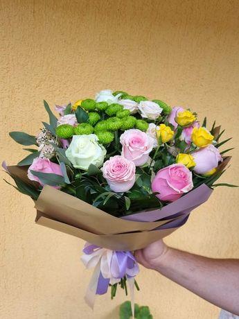 Buchete și aranjamente Florale Naturale