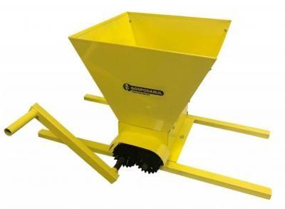 Zdrobitor de struguri Gospodarul Profesionist 350-500 kg/ora