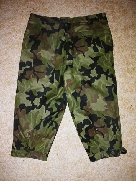 Pantaloni ( pescari ) , camuflaj de padure ( army ) 3 sferturi