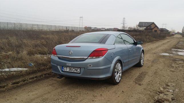 Geam lateral luneta plafon Opel Astra H Twintop Cabrio Decapotabil