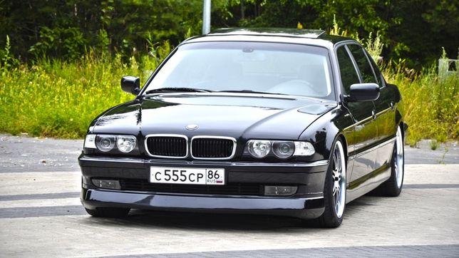 Обвесы BMW , накладки E39,накладки E38 ,тюнинг e34 schnitzer e38alpina