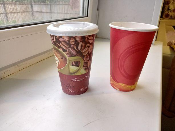 Продам оптом стаканы для кофе, коктейль, попкорна