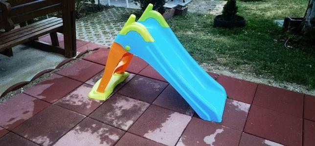 Topogan copii - 2 trepte