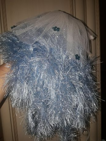 Новогодний костюм Мальвины