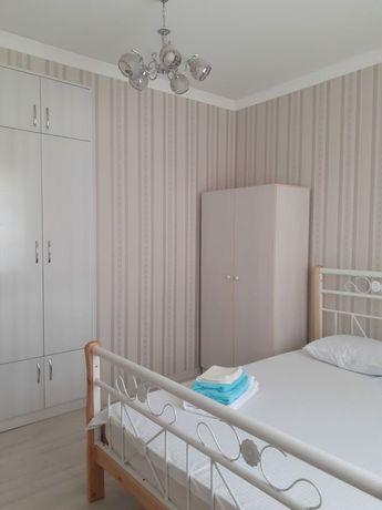 Сдам 2 х комнатную квартиру в мкр Север  посуточно , ночь 10000 вайфай
