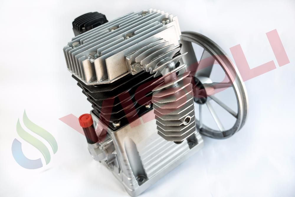 Pompa Compresor/Cap compresor 200l/250l/300l/360l/500L/600L/900L/min Timisoara - imagine 1