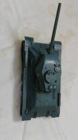 Игрушка модель танк Т 34