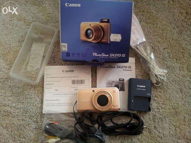 Aparat foto Canon PowerShot SX210IS