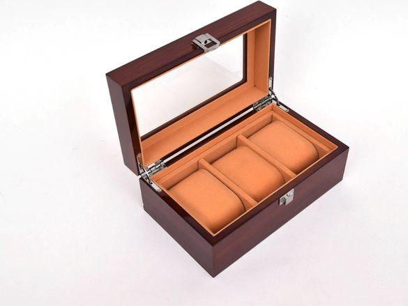 Кутия за часовник Кутия за часовници Куфар за часовници