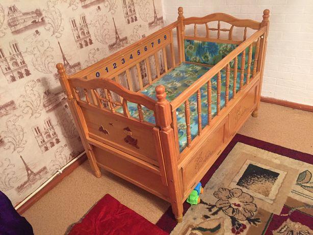 Продам кровать детский