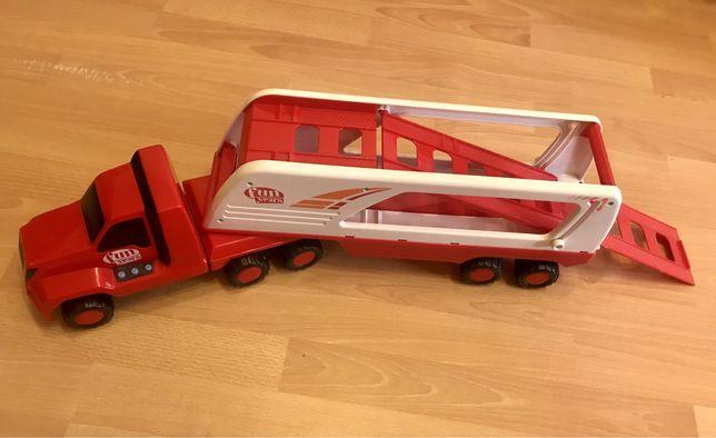 Masina plastic Trailer  - 50 cm