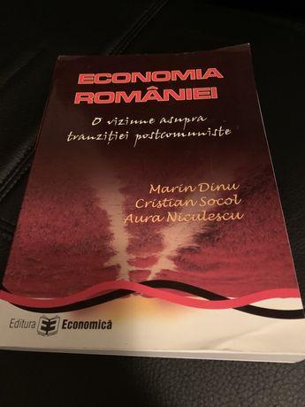 Economia Romaniei-  Editura Economica