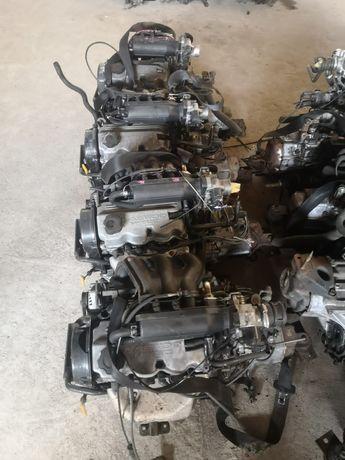 Контрактный двигатель на Daewoo Matiz объём 0.8.