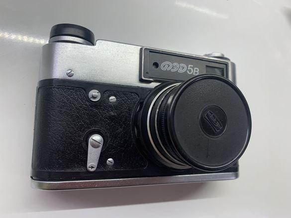 Фотоапарат ФЕД 5 В