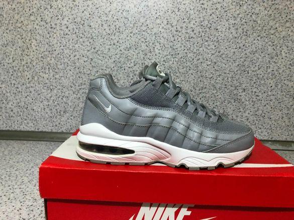 ОРИГИНАЛНИ *** Nike Air Max 95 / Wolf Grey