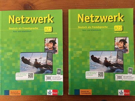 Netzwerk A2/1, A2/2 Deutsch als Fremdsprache