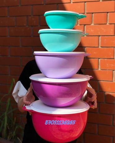 Замесочные чаши Милиан Tupperware