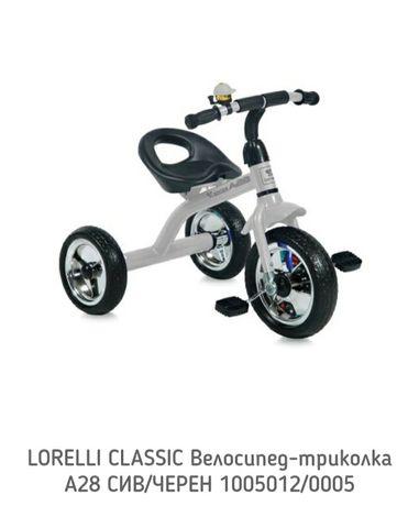 триколка велосипед