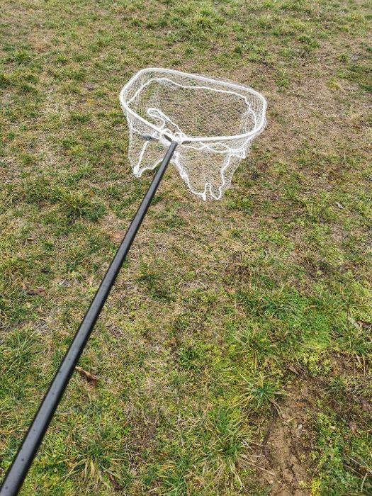 Рибарски кеп 3.5мт с алуминиева глава с мрежа от монофилно влакно
