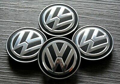 VW Капачки за джанти 56мм и 65мм нов стил Volkswagen Golf Passat