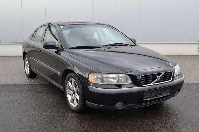 Dezmembrez Volvo S60 d5 euro 3 163 cp