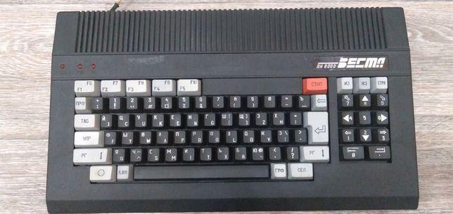 ПК 8000 ВЕСТА Ретро ЭВМ СССР раритет компьютер моноблок
