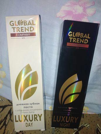 Зубные пасты Глобал Трэнд